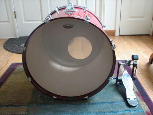"Yamaha Stage Custom 22"" Bass Drum plus EXTRAS"