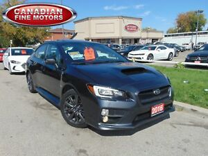 2016 Subaru WRX AUTO/SPORT PKG/CAM/CLEAN CAR PROOF