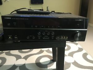 Ampli cinéma maison Yamaha 7.1 canal