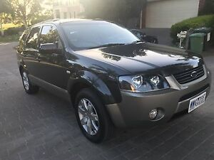 DUAL FUEL 2008 FORD TERRITORY MY 09 WITH 8 MONTHS REG & RWC !!! Roxburgh Park Hume Area Preview
