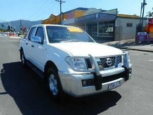 2006 Nissan Navara ST-X 4WD TURBO DIESEL Westcourt Cairns City Preview