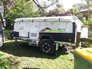 Jayco Dove Outcback Camper 2013 Seville East Yarra Ranges Preview