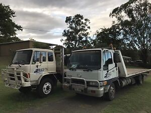 Haulage and towing tilt tray Tallegalla Ipswich City Preview