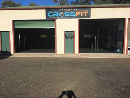 Rogue CrossFit Gym Equipment Fitout And / Or Business For Sale