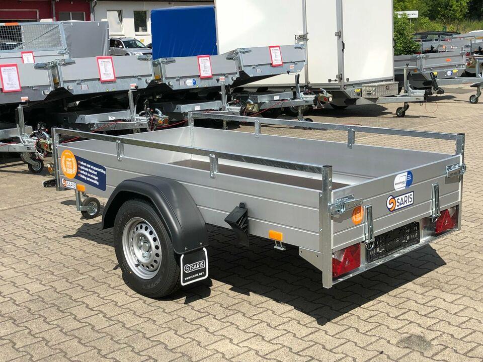 ⭐Anhänger Saris McAlu Pro DV135 1350 kg 255x133x43 cm Klappe vorn in Schöneiche bei Berlin