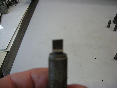 Devlieg Brazed Tip Boring Insert 5a4b 0.275 Wide