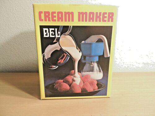 New Vintage Bel Cream Maker