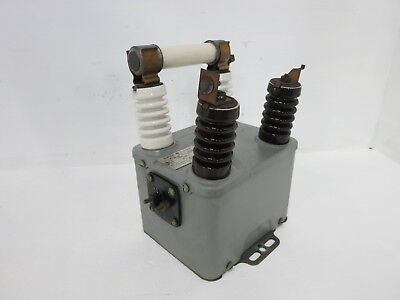 Ge 94x538 Type Je-42 Potential Transformer Ratio 201 2400v 200va Ct Kar6 120v