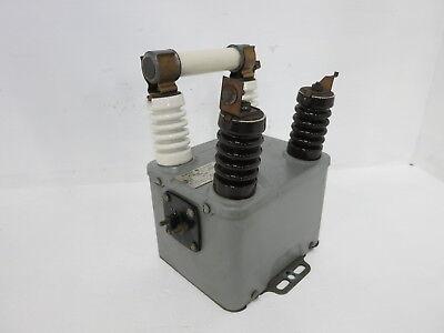 Ge 94x538 Type Je-42 Potential Transformer Ratio 201 2400v 200va Ct Kar6 120v