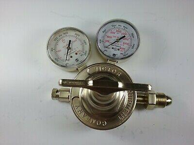 Victor Journeyman Sr 450 E Inert Gas 300 Psi Delivery Heavy Duty Regulator