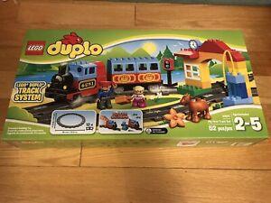 LEGO Duplo Track System