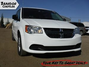 2017 Dodge Grand Caravan CVP ~ DVD Player, Rear View Camera!