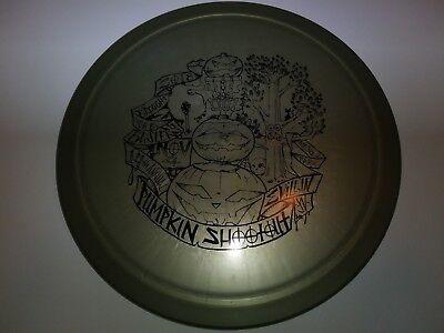 Halloween-disc-golf (New L.E. Innova Shimmer Star Firebird Pumpkin Halloween Disc Golf 175g)