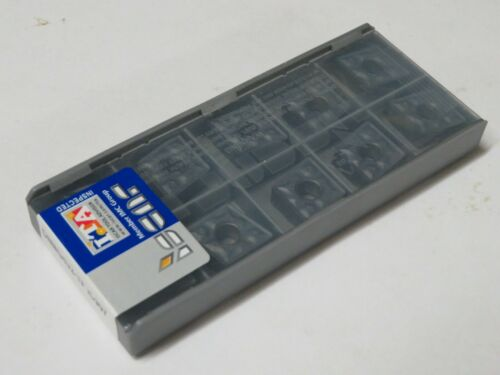 10 pcs ISCAR Carbide inserts CNMG 432-TF CNMG 120408-TF Grade IC907