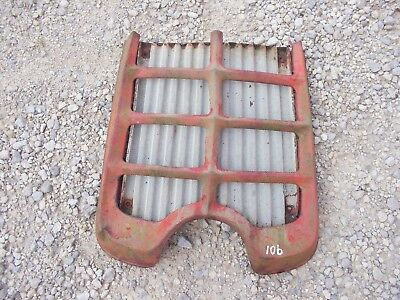 Ford 901 Tractor Original Front Nose Cone Hood Grill Bar Bars Screen Insert