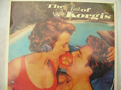 KORGIS LP THE BEST OF korg 1 / rialto