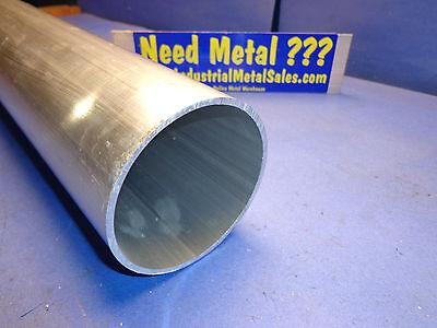 6061 T6 Aluminum Pipe 4 Schedule 10 X 6-long -- 4.5 Od X 4.260 Id X .120