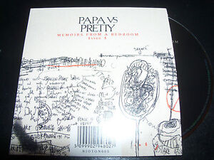 Pappa-Vs-Pretty-Memiors-From-A-Bedroom-Issue-1-Rare-7-Track-CD-EP-New
