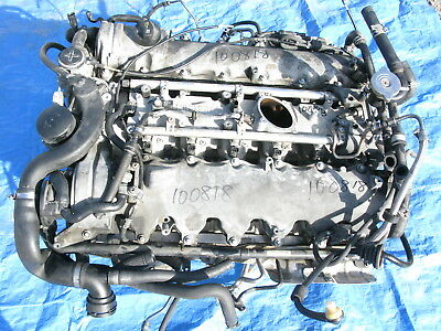 2003-2014 Mercedes 5.5L V12 Twin Bi Turbo Engine Motor SL600 S600 CL600 , used for sale  Stockton