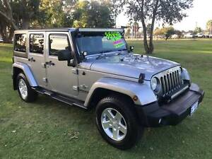 Jeep Wrangler Unlimited For Sale in Australia – Gumtree Cars