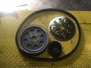 Sportster rear belt drive. Price reduced