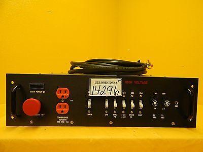 Ppc Pacific Power Control 750-661058-00 Ac Power Box Kla-tencor 2552x Used