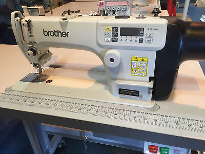 New Brother S7100A403 Direct Drive Lockstitch With Trimmers IND Sewing Machine