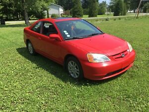 2002 Honda Civic SI MUST GO!