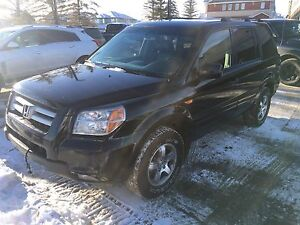 2007 Honda Pilot-Inspected, Starter, Loaded