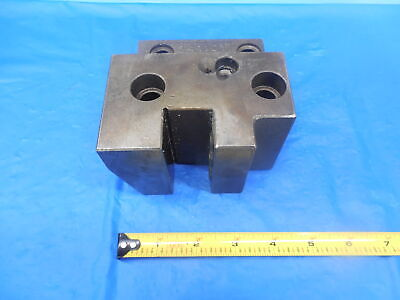 Cnc Lathe Turning Tool Holder Block Okuma Nakamura Mazak You Tell Me