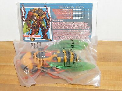Transformers Botcon 2015 Souvenir Maruder Marauders Figure Green & Yellow New