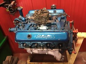 350 Rocket Oldsmobile engine