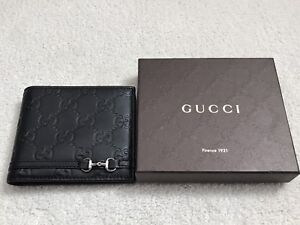 Brand new Gucci signature wallet
