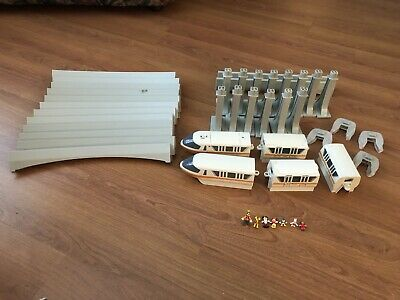 Disney Parks Mickey & Friends Monorail Train Playset - Orange