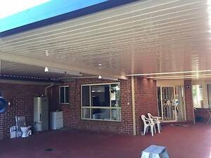 Colorbond Pergola Roofing Kellyville Ridge Blacktown Area Preview