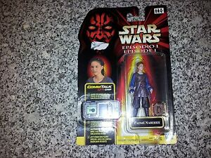 STAR WARS COMM TALK CHIP PADME' NABERRIE HASBRO ANNO 1995 NUOVO - Italia - STAR WARS COMM TALK CHIP PADME' NABERRIE HASBRO ANNO 1995 NUOVO - Italia