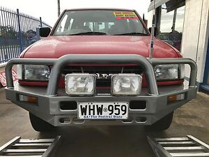 1999 Holden Rodeo Ute Grange Charles Sturt Area Preview