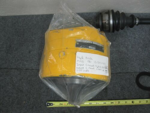 Mico 13-547-414 Hydraulic Brake New