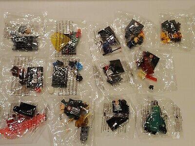 NEW lego minifigure lot marvel CUSTOM daredevil punisher doctor doom red skull