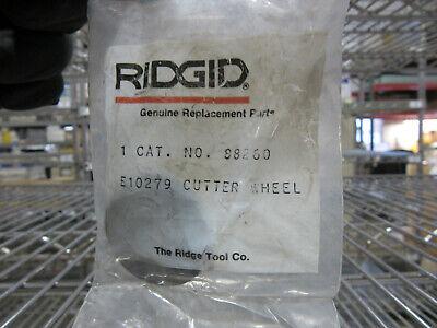 Ridgid 88260 Cutting Wheel For Pvc E10279 New Factory Sealed Free Shipping