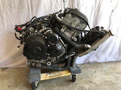 07 2007 2008 08 SUZUKI GSXR1000 GSXR 1000 ENGINE MOTOR TRANSMISSION 20K MILES