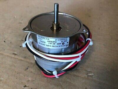 Hurst Synchronous Motor Model Ca Pn 990316