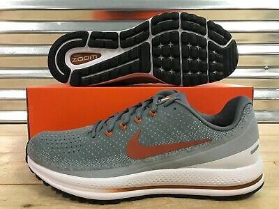 Nike Air Zoom Vomero 13 TB Texas Longhorns UT Burnt Orange Gray SZ (AQ3181-082) Ut Burnt Orange