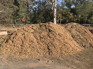 Forest Mulch **delivery and machine loading available**