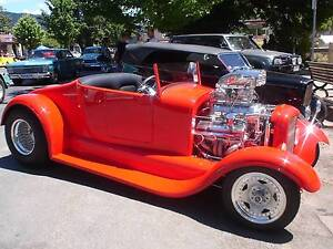 Hot Rod Steel Body 1926 Ford Roadster Blown 350 Chev Mawson Lakes Salisbury Area Preview