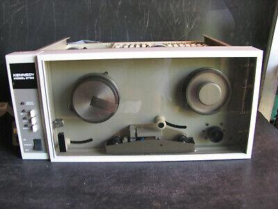 """KENNDY 9700 DIGITAL TAPE DRIVE / TRANSPORT 1/2"""" 600' tape TABLETOP UNIT DEC TS03"""
