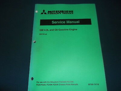 Mitsubishi Forklift Manual | Owner's Guide to Business and