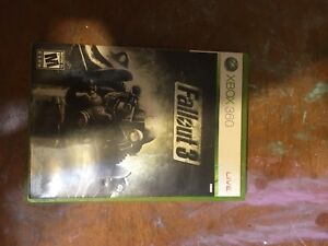 Fall out 3 for Xbox one and 360