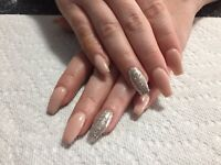 Real Gel Nails experienced, licensed, all work guaranteed!!