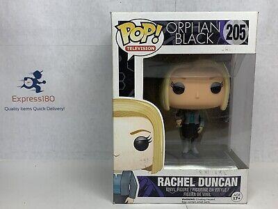 (OI) Pop Television Orphan Black 205 Rachel Duncan figure Funko 050351, usado comprar usado  Enviando para Brazil